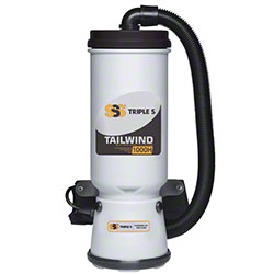 SSS® Tailwind 1000H Back Pack Vacuum