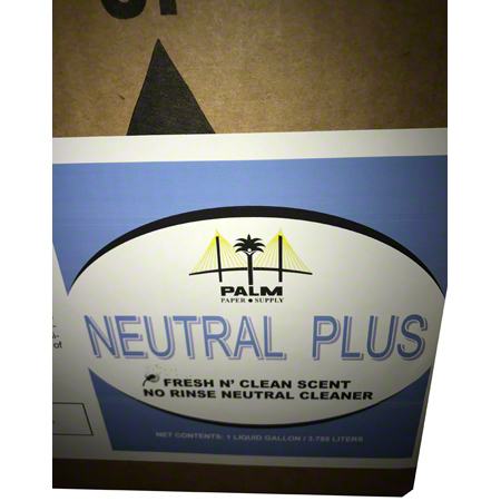 Neutral Plus Floor Cleaner