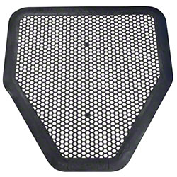 Big D® Urinal Deo-Gard Disposable Floor Mat - Charcoal
