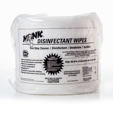 Monk™ Disinfectant Wipe - 800 ct. Refill