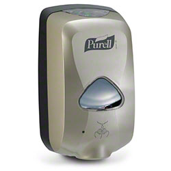 GOJO® Purell® TFX™ Touch Free Dispenser - Nickel