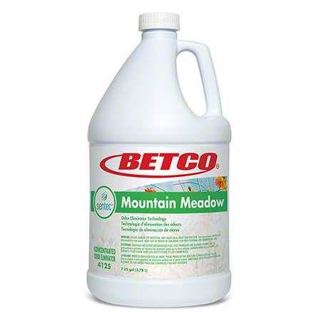 Betco® SenTec Mountain Meadow Concentrate - Gal.