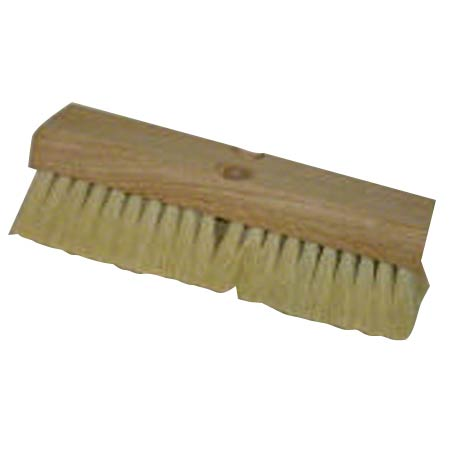 "Better Brush Deck Scrub Brush - 10"", White Tampico"