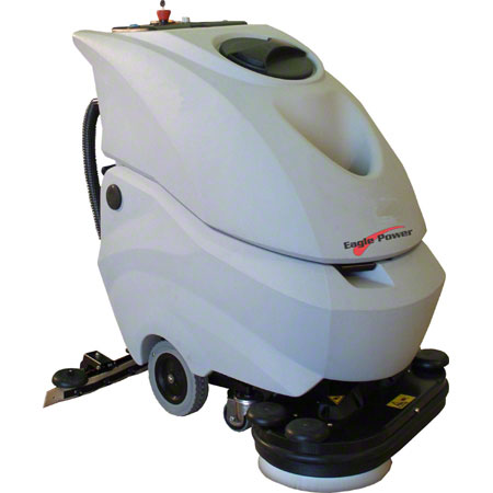 Eagle Power CT1620 Cleantime Automatic Scrubber - 24""
