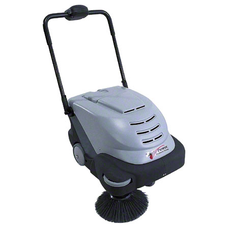 Eagle Power SmartVac™ Battery Vacuum/Sweeper - 24""