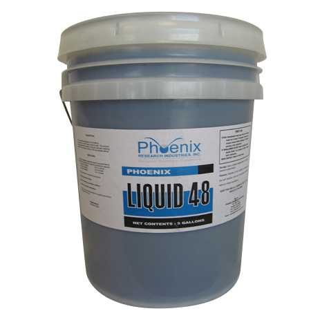 Phoenix Liquid 48 Concentrated Laundry Detergent - 5 Gal.