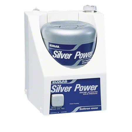 Ecolab® Solid Silver Power® - 8 lb.