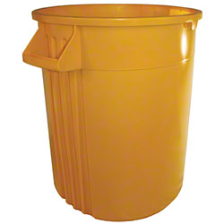 Impact® Advanced Gator™ Container - 44 Gal., Yellow