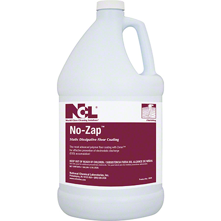 NCL® No-Zap Static Dissipative Floor Coating - Gal.