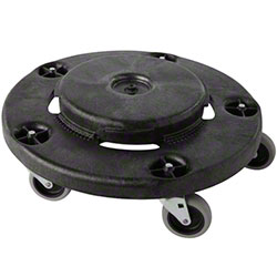 Rubbermaid® BRUTE® Quiet Dolly For 20, 32, 44 and 55 Gallon Brute