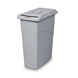 Rubbermaid® Slim Jim® Confidential Document Cont.-23 Gal