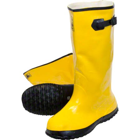 Safety Zone Slush Boot - Yellow, 12