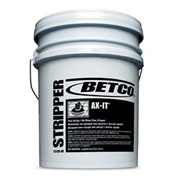 Betco® Ax-It® No-Rinse Floor Stripper - 5 Gal. Pail