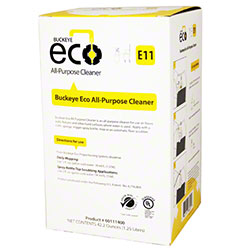 Buckeye® Eco® E11 All-Purpose Cleaner - 1.25 L