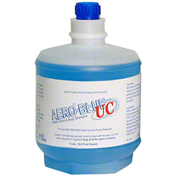 Deb® AeroBlue™ Foam Soap - 1 L Under-the-Counter Bottle