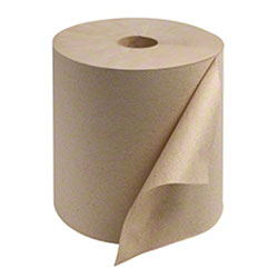 "Prime Source® Hard Roll Paper Towel - 8"" x 800', Natural"