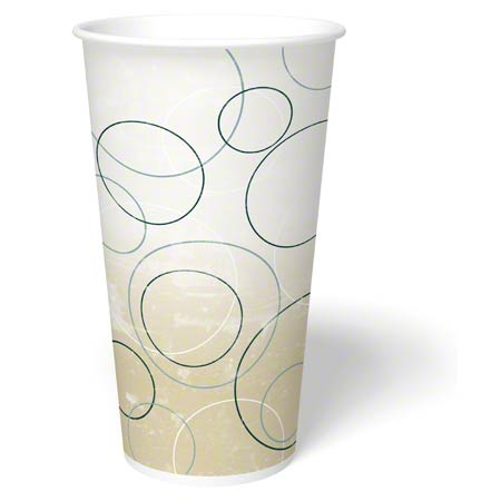 International Paper Cold Cup 32 Oz Champagne P R Paper Supply Co