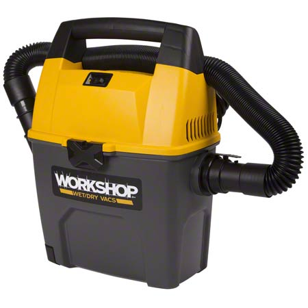 ProTeam® Workshop® Wet/Dry Vac - 3 Gal.