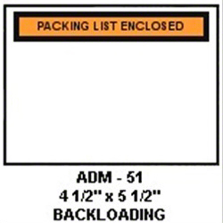 "OAK Pack List Envelope - 5.5"" x 4.5"""
