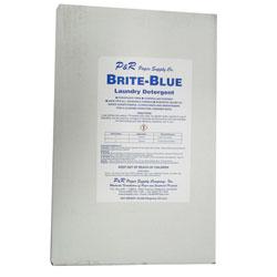 Brite-Blue Laundry Detergent - 50 lb.