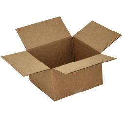"RSC Kraft Box - 9"" x 9"" x 6"""