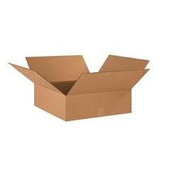 "RSC Kraft Box - 18"" x 18"" x 6"""