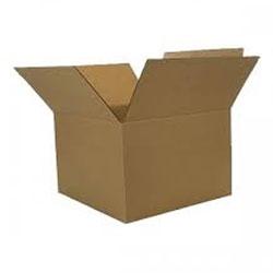 "RSC Kraft Box - 18"" x 18"" x 12"""
