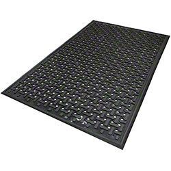 M + A Matting Comfort Flow™ Black Mat