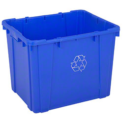 Continental Curbside Recycling Bin - 14 Gal.