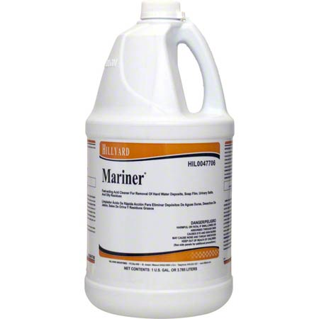 Hillyard Mariner® Acid Restroom Cleaner - Gal.