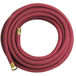 Tolco® Hot Water Rubber Hose - 50', Red