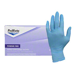 HOSPECO® ProWorks® Nitrile Powder Free Glove - Medium