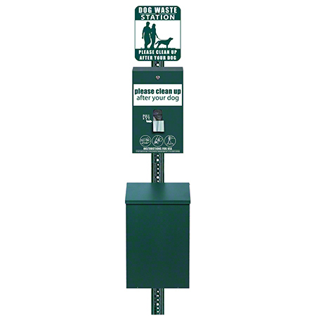 Station Square Can ONEpul® Single Pull Bag Station