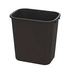 O Cedar® Waste Basket - 28 Qt., Black