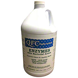 QFC Enzymes w/Bacterial Action - Gal.