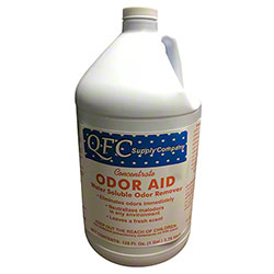 QFC Odor Aid Water Soluble Odor Remover - Gal.