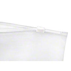 """Associated Slider Zipper Bag - 10 1/2"""" x 11"""", 2.7 mil"""
