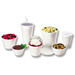 Dart® Foam Food Containers