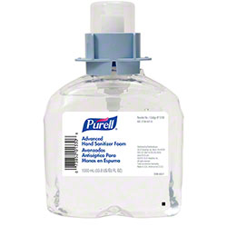 GOJO® Purell® Advanced Hand Sanitizer Foam - 1000 mL FMX-12™