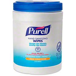 GOJO® Purell® Hand Sanitizing Wipe - 270 ct. Refill