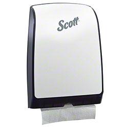 KC Professional MOD Slimfold Dispenser - White