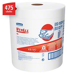 Kimberly-Clark® WYPALL® X80 Jumbo Roll Wiper - White
