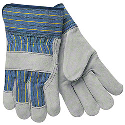 Select Shoulder Split Leather Glove - Large