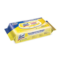 Lysol® Lemon & Lime Blossom® Disinfecting Wipes - 80 ct. Flat Pack