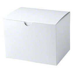 Shamrock Tuck-It® White Gloss Gift Boxes