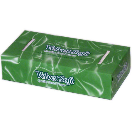 Velvet Soft™ Facial Tissue - 100 ct.
