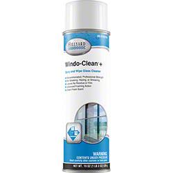 Hillyard Windo Clean® + Spray & Wipe Glass Cleaner - 19 oz