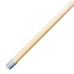 """SSS® Sta-Flat Wet Mop Wood Handle - 1 1/8"""" x 60"""""""