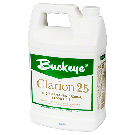 Buckeye® Clarion® 25 Floor Finish - Gal.
