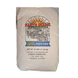 Earth Farms Old Fashioned Popcorn - 25 lb.